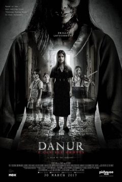 Poster Danur: I Can See Ghosts