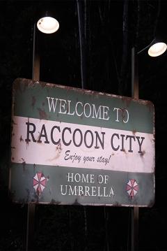Poster Resident Evil: Bienvenidos a Raccoon City