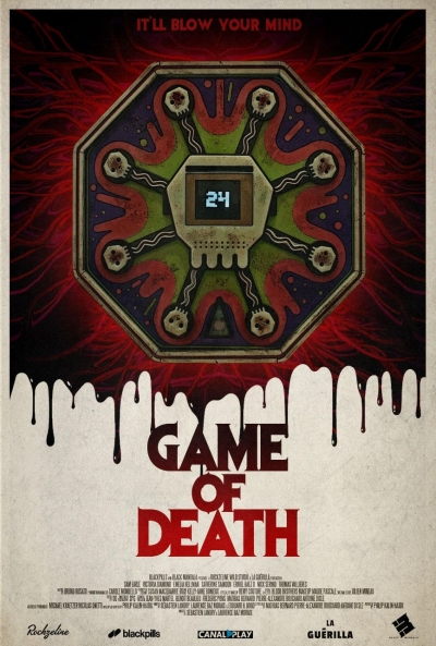 Ficha Game Of Death