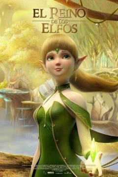 Poster El Reino de los Elfos