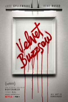 Ficha Velvet Buzzsaw