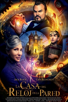 Poster La Casa del Reloj en la Pared