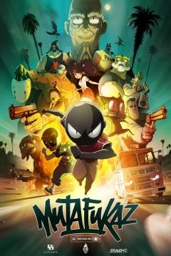 Poster Mutafukaz