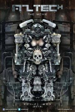 Poster Aztech