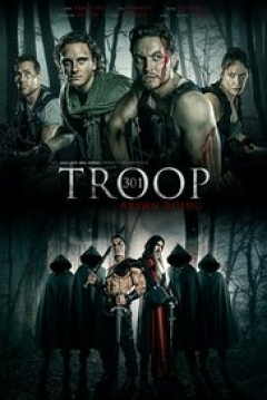 Poster 301 Troop: Arawn Rising