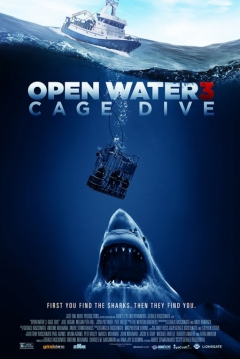 Poster Open Water 3: Inmersión Extrema