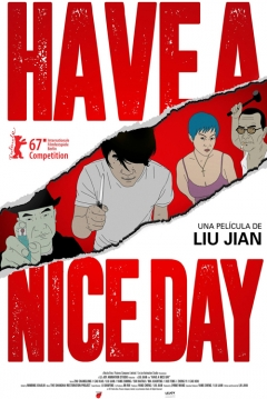Poster Have a Nice Day