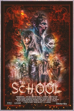 Poster The School