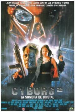 Poster Cyborg 2 (La Sombra de Cristal)
