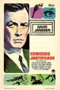 Poster Homicidio Justificado