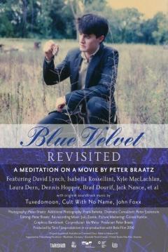 Poster Blue Velvet Revisited