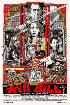 Poster Kill Bill: The Whole Bloody Affair