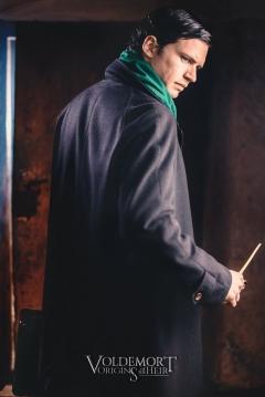 Poster Voldemort: Los Orígenes del Heredero