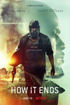 Poster El Final de Todo
