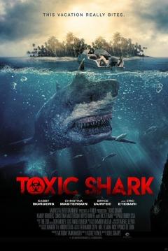 Poster Toxic Shark