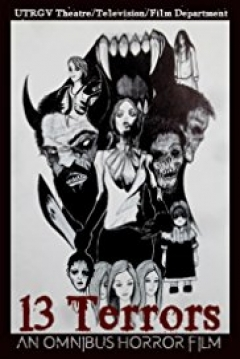Poster 13 Terrors: An Omnibus Horror Film