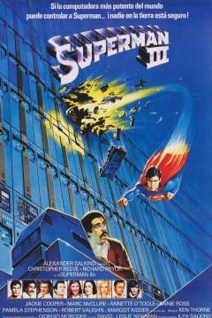 Poster Superman 3
