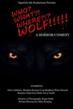 Poster Who? What? Where? Wolf!!!