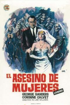 Poster El Asesino de Mujeres