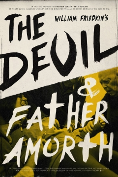 Poster The Devil and Father Amorth