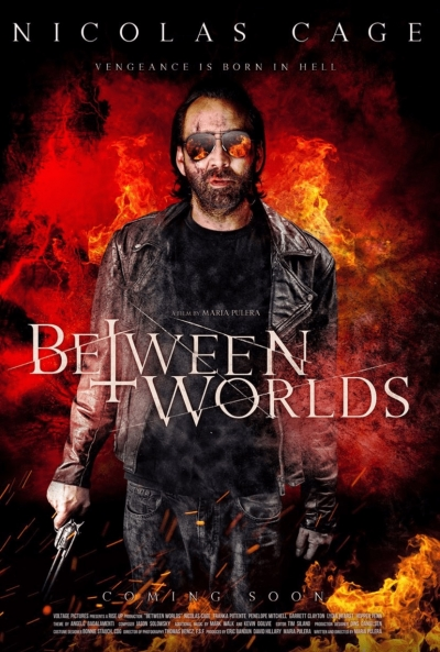 Poster Between Worlds