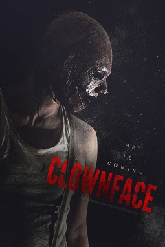 Poster Clownface
