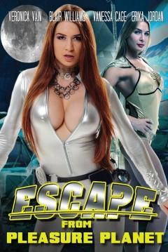Poster Escape from Pleasure Planet