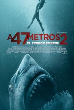 Ficha A 47 Metros 2: El Terror Emerge