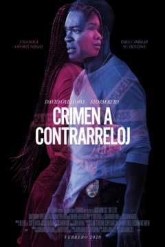 Poster Crimen Contrarreloj