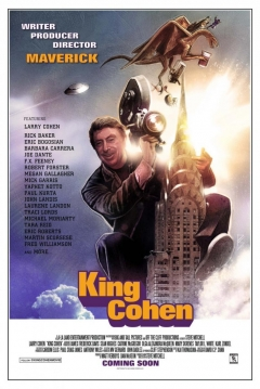 Poster King Cohen: The Wild World of Filmmaker Larry Cohen