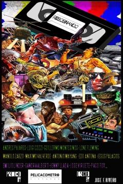 Poster Rebobinando: La Edad de Oro de los Videoclubs