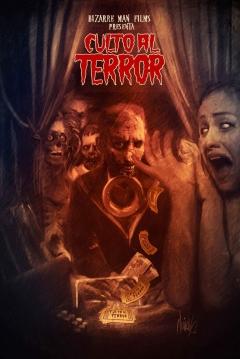 Poster Culto al Terror