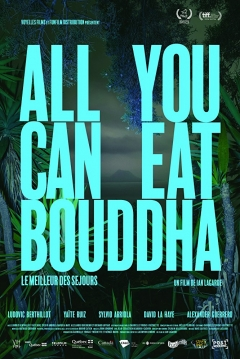 Poster All You Can Eat Buddha