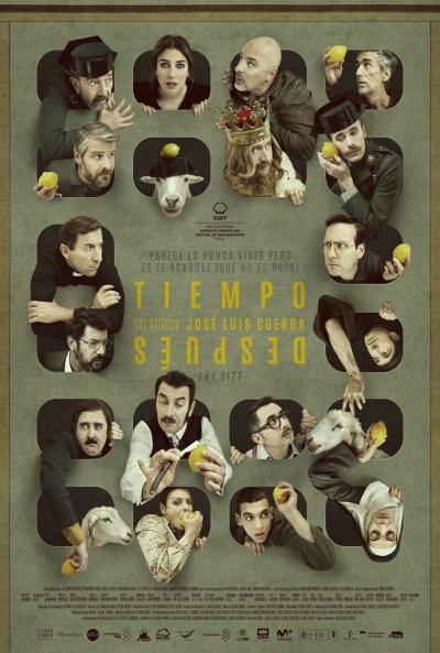 Poster Tiempo Después