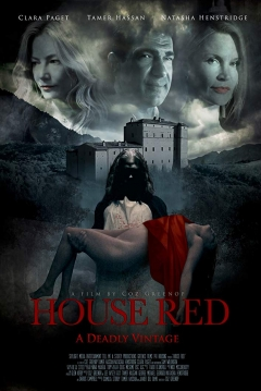 Poster House Red