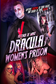 Poster Dracula in a Women's Prison