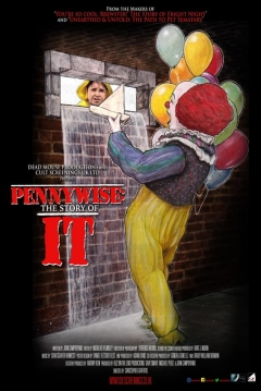 Poster Pennywise: The Story of 'IT'