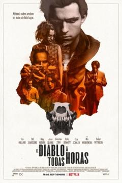 Poster El Diablo a Todas Horas