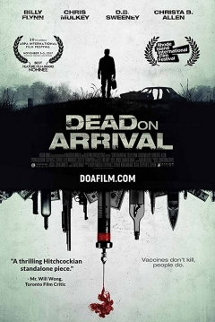 Poster Dead On Arrival