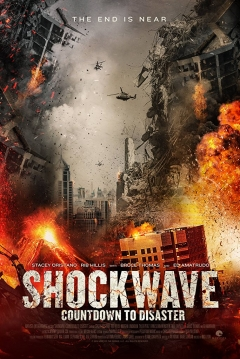 Poster Shockwave: Arma Letal