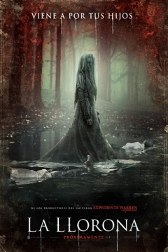Poster La Llorona