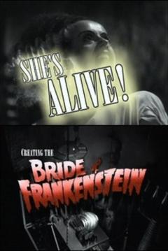 Poster ¡Está Viva!: Creando a la Novia de Frankenstein