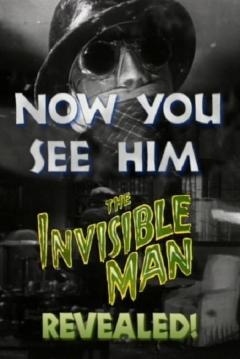 Poster Ahora sí le Ven: El Hombre Invisible al Descubierto