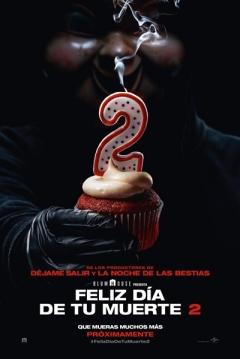Poster Feliz Día de tu Muerte 2
