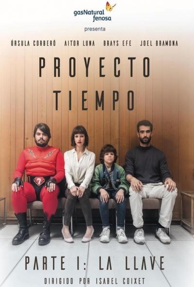 Poster Proyecto Tiempo
