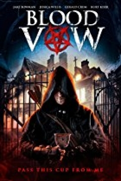 Poster Blood Vow