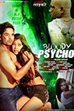 Poster Bloody Psycho