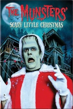 Poster The Munsters' Scary Little Christmas