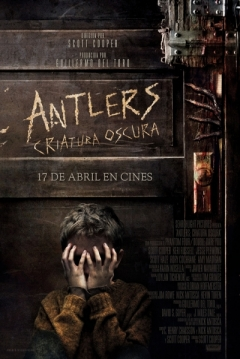 Poster Antlers: Criatura Oscura