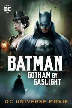 Poster Batman: Gotham a Luz de Gas